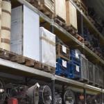Gebrauchte LKW Ersatzteile / Used spareparts trucks