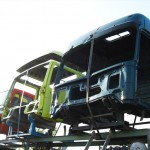 Gebrauchte LKW Fahrerkabinen bei LKW Lasic in München