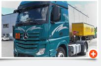 Gebrauchte LKWs & Nutzfahrzeuge MAN, Mercedes Benz, Iveco